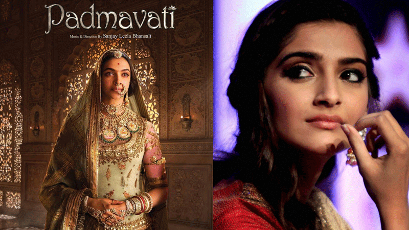 Sonam Kapoor hopes no film faces the same fate as Padmaavat
