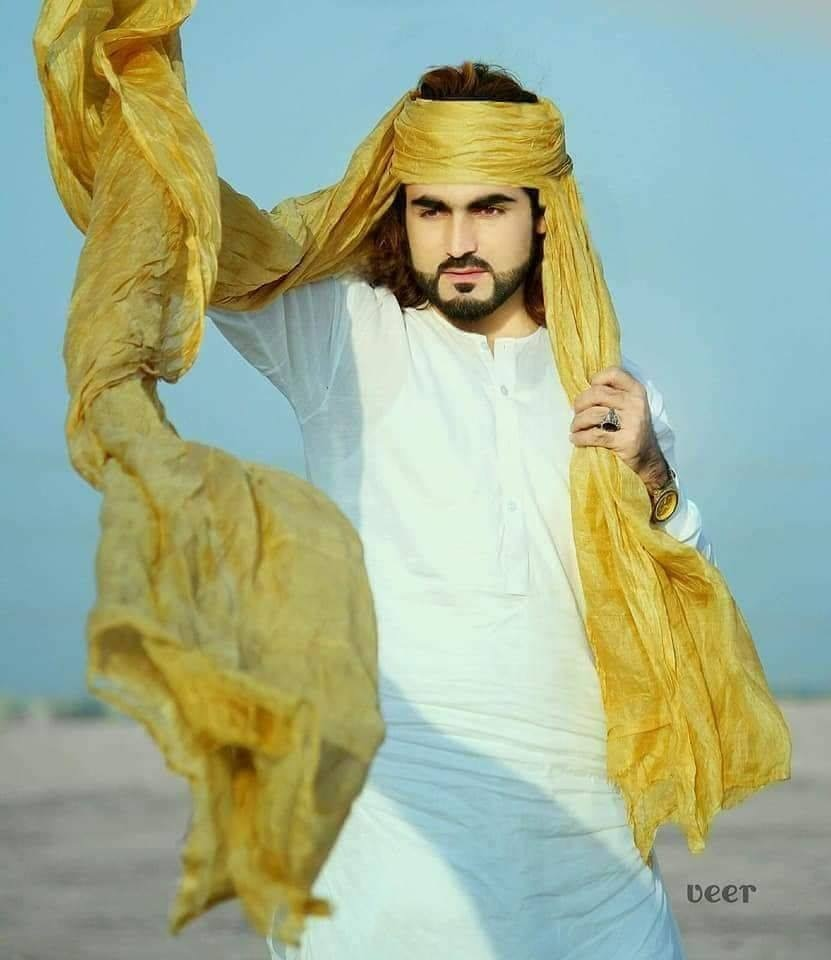 A photograph of Naqeebullah provided by his relative.