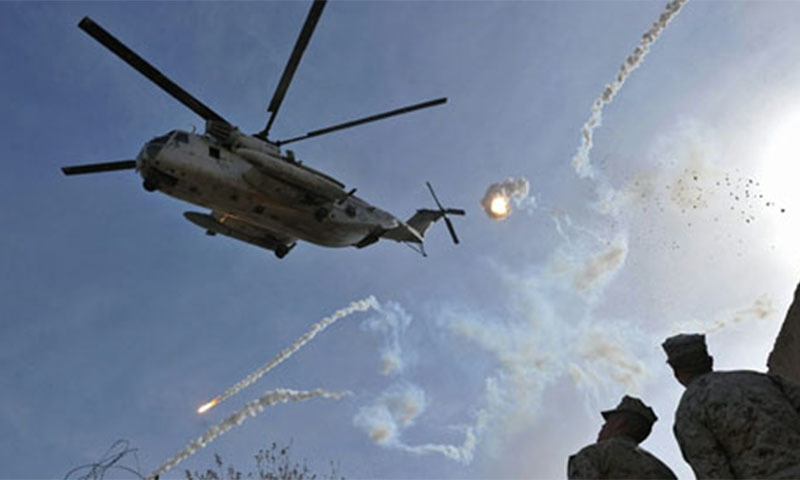 Pakistan's ace in poker match with US: Afghan air routes