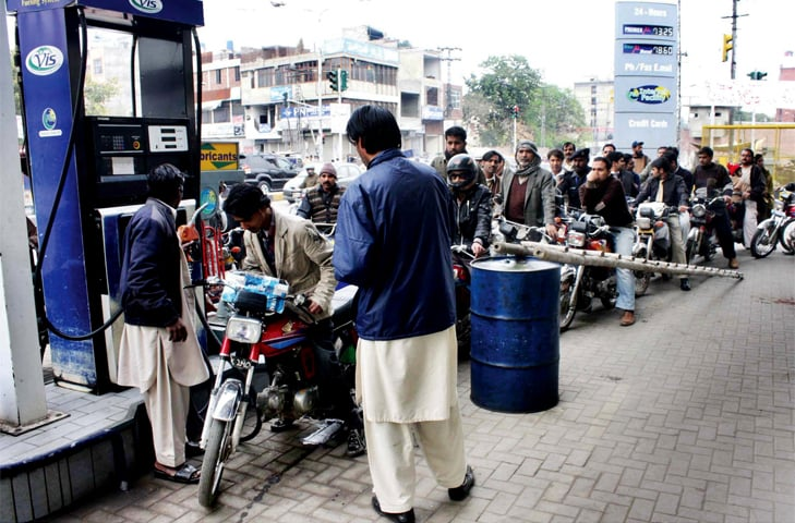 Increase in fuel prices accounts for a significant share of the spike in revenues.—White Star