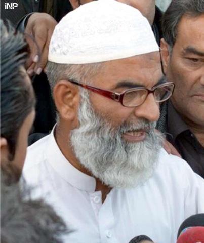Father of Zainab, Ameen Ansari | INP Photo