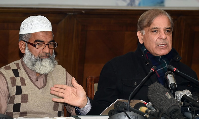 Shahbaz's move to switch off Zainab's father's mic raises eyebrows