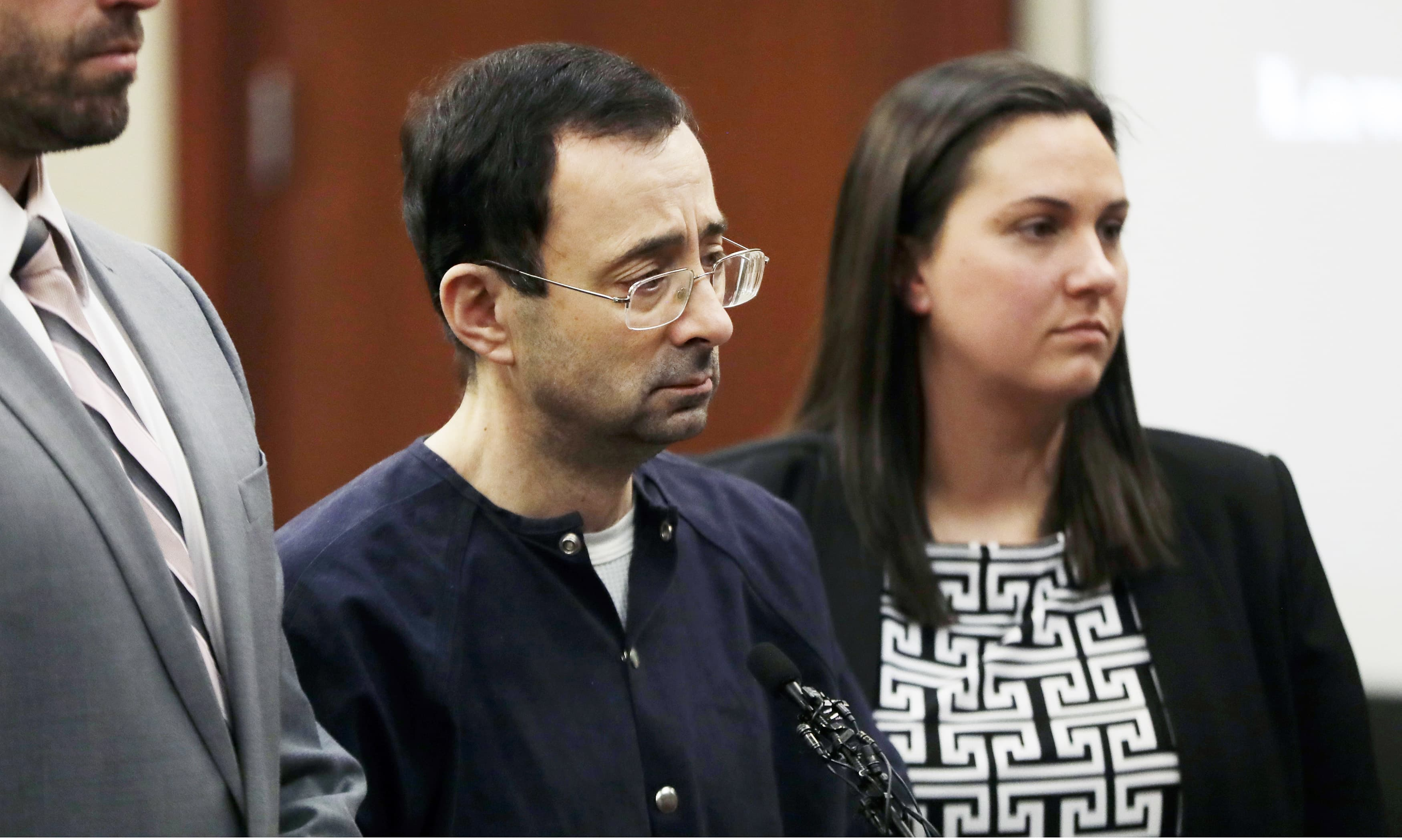 Up to 175 years in jail for disgraced USA Gymnastics doctor