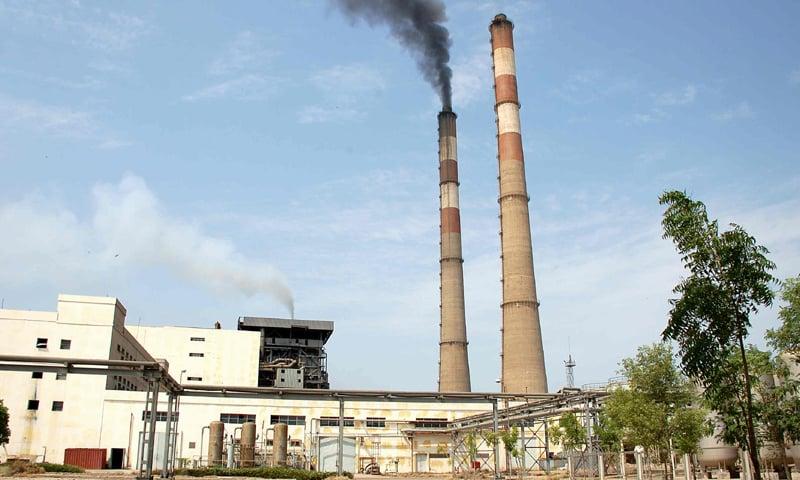 A file photo of Muzaffargarh Thermal Power Plant.