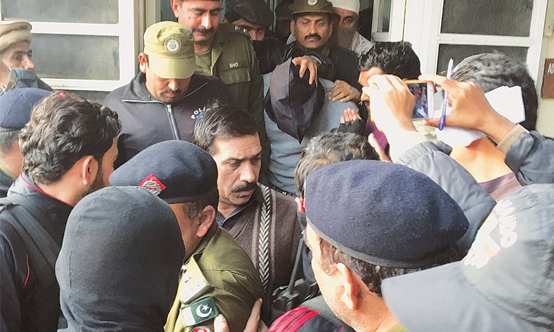 Muted relief in Kasur that 'serial killer' is off the streets
