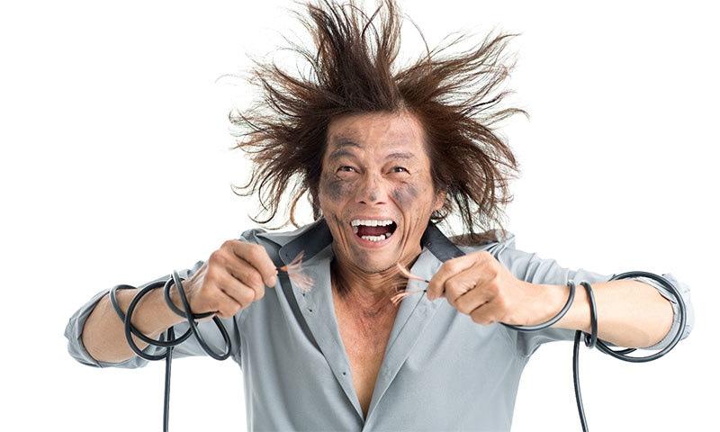 بجلی کا کرنٹ گزرنے پر جسم کے ساتھ کیا ہوتا ہے؟