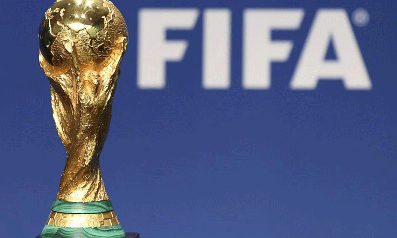 No PFF involvement in World Cup Trophy coming to Pakistan: FIFA
