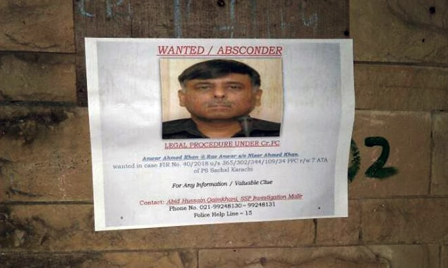 Police raid Rao Anwar's Islamabad residence as suspended cop remains missing