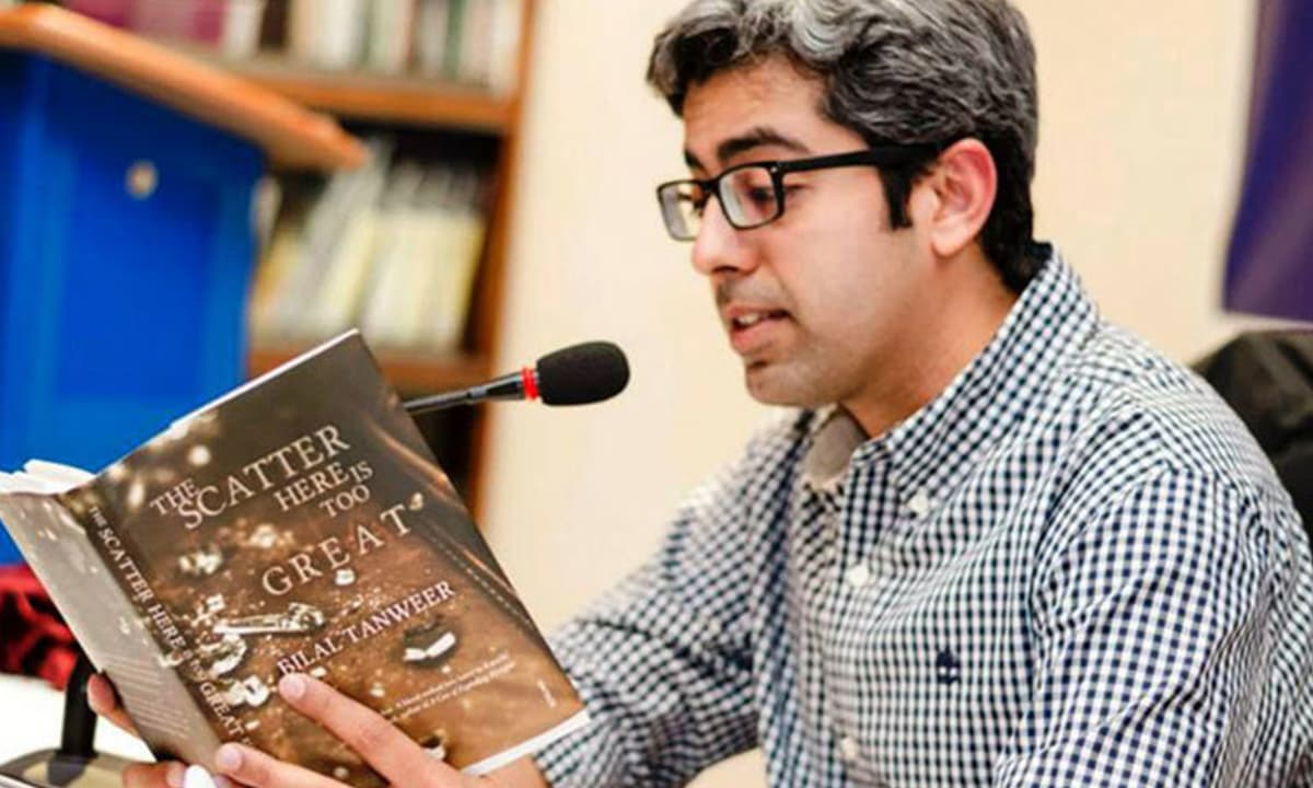 I imagine and write in a locally grounded way: Bilal Tanweer