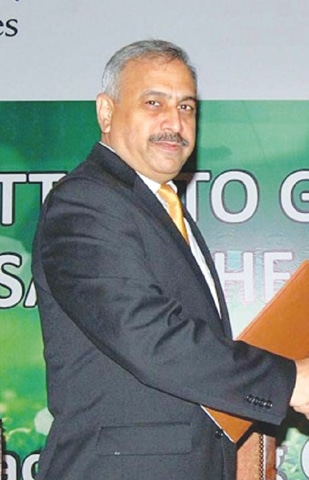 PIA's former director procurement and logistics and retired Air Commodore Imran Akhtar.