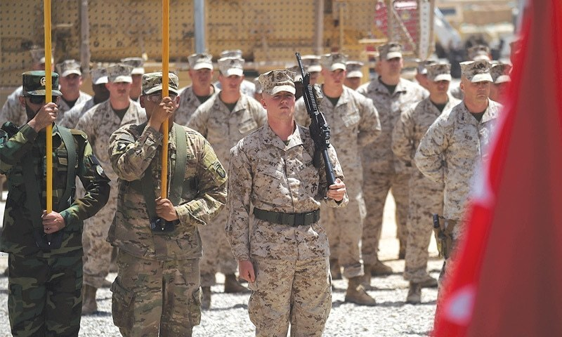 Commanders authorised to deal with 'safe havens' in Afghanistan, Pakistan: US
