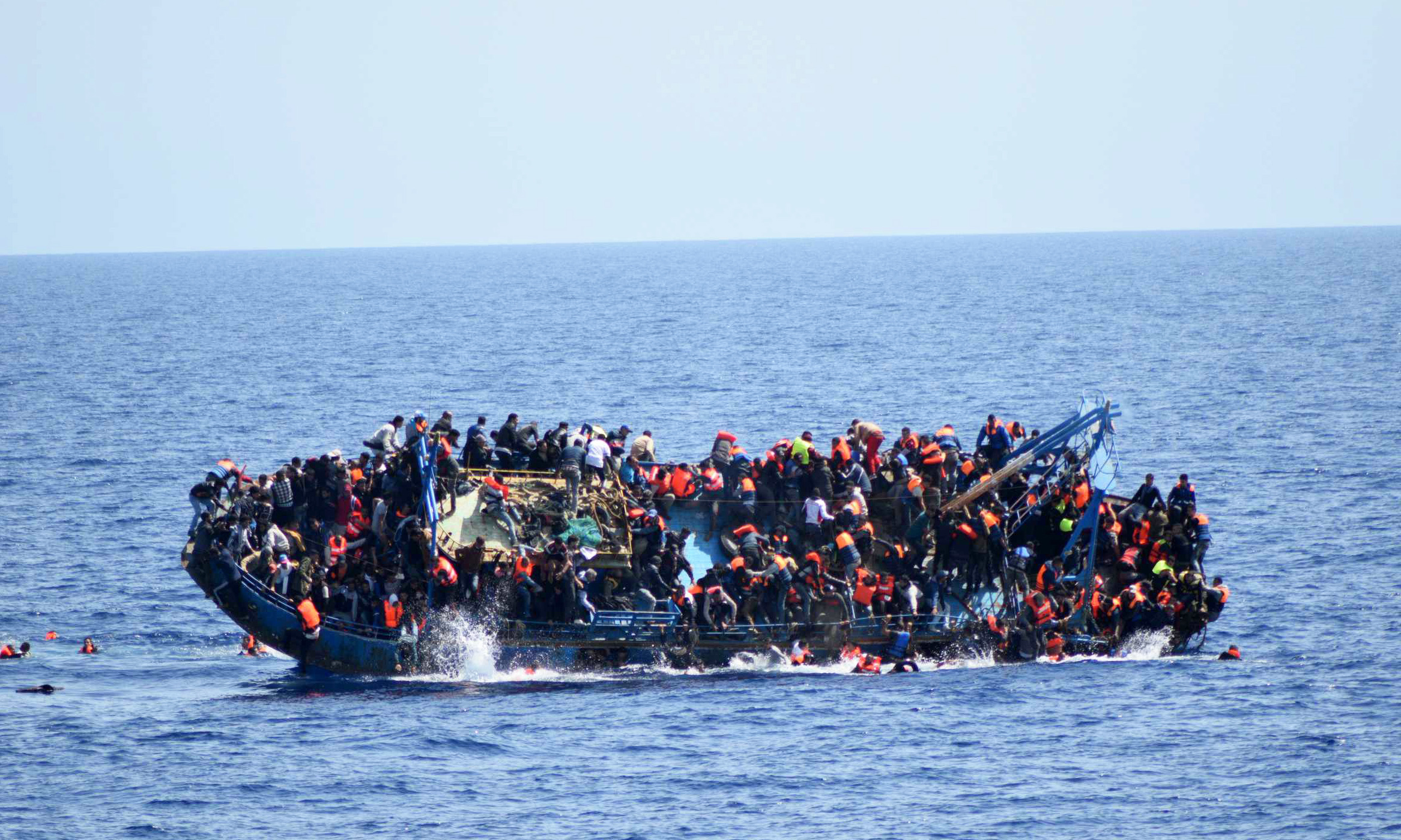 11 Pakistanis among 90 migrants feared dead in boat capsize off Libya