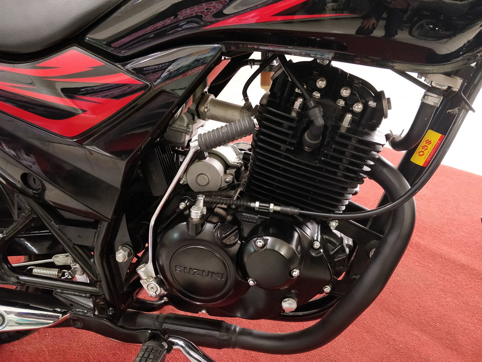 Should you buy the new Suzuki GR150 motorcycle? - Business