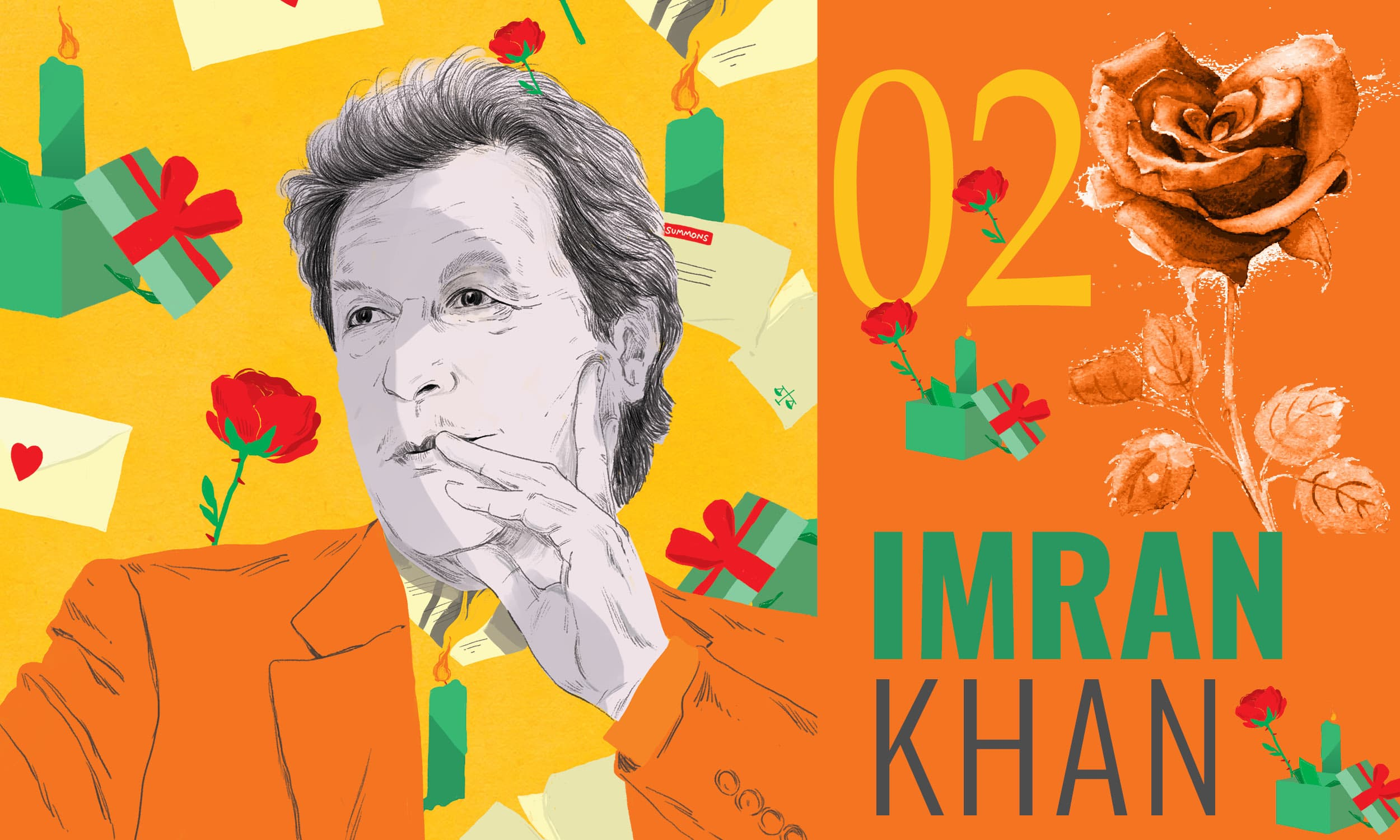 Imran Khan: Courting the law and facing law suits