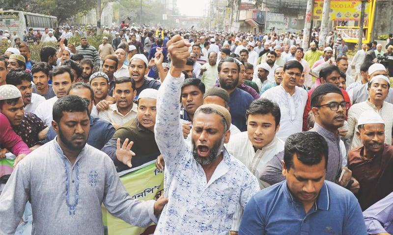 BNP names Khaleda Zia's son its acting head
