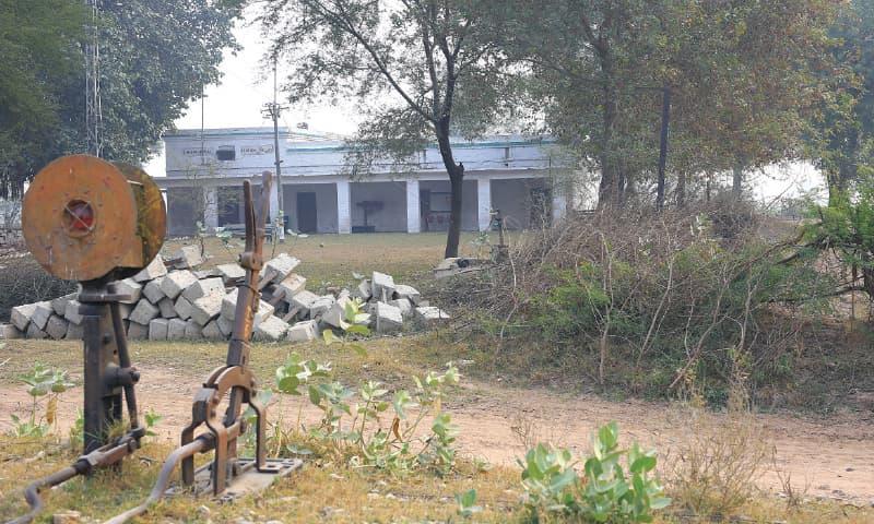 Gharibwal Railway Station