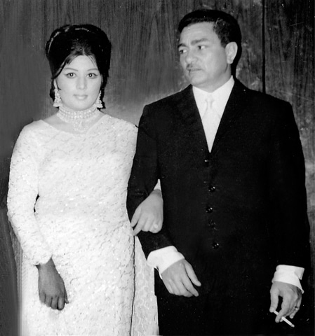 Neelo and Riaz Shahid