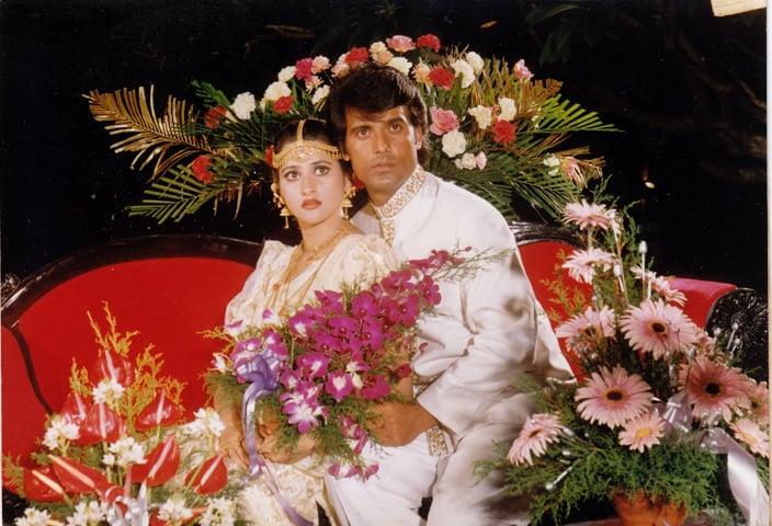 Sahiba and Afzal Khan