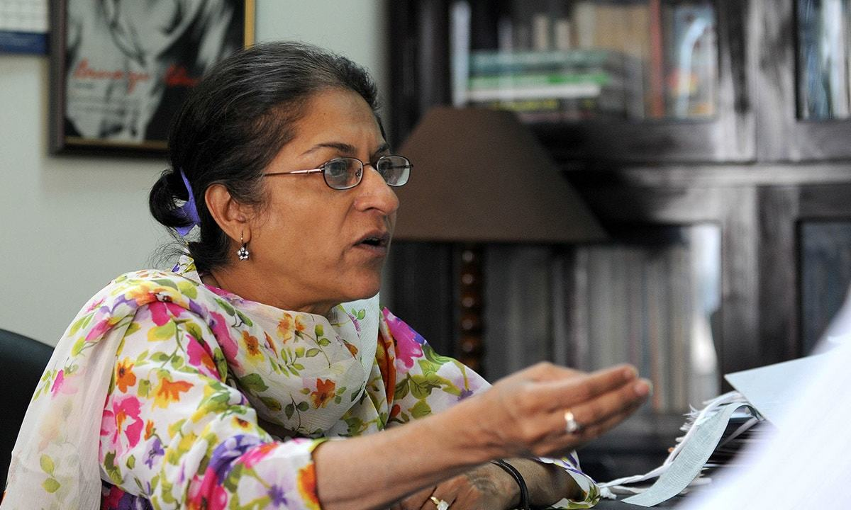 Terror unleashed in the name of religion can only be challenged through moral courage: Asma