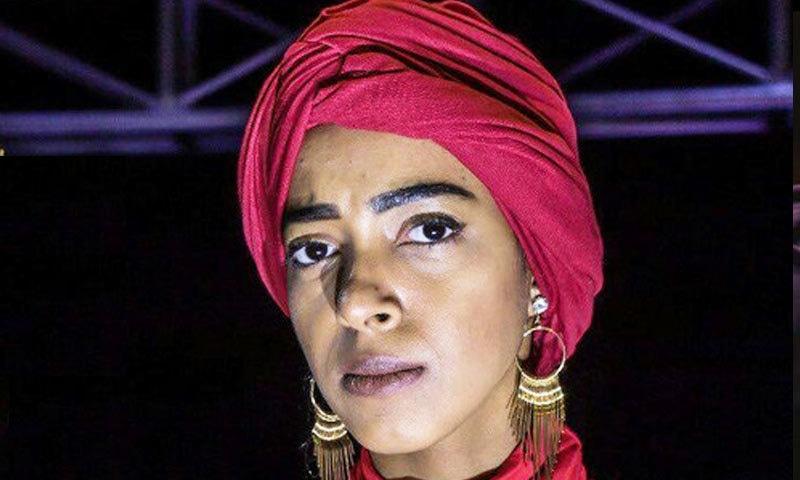 سعودی عرب کی پہلی تھیٹر ادکارہ نجات مفتاح