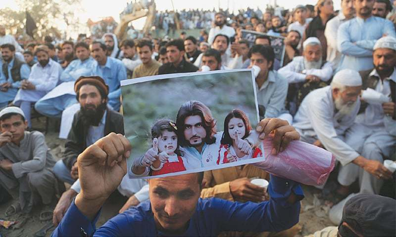 Editorial: Naqeebullah sit-in had a much greater grievance than bringing Rao Anwar to account