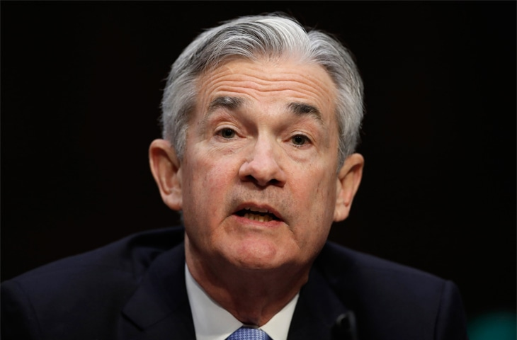 New Fed Chair Powell Says Bank Alert To Any Financial Stability Risks