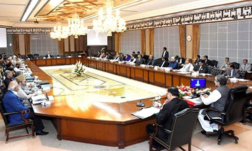 Cabinet approves new rules to tighten noose around banned outfits