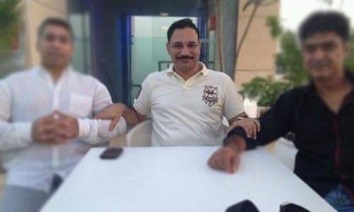 UAE seeks Abid Boxer's case file