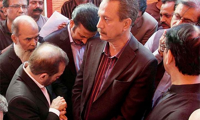 How MQM-P's current existential crisis is having an impact on Karachi's political, civic situation