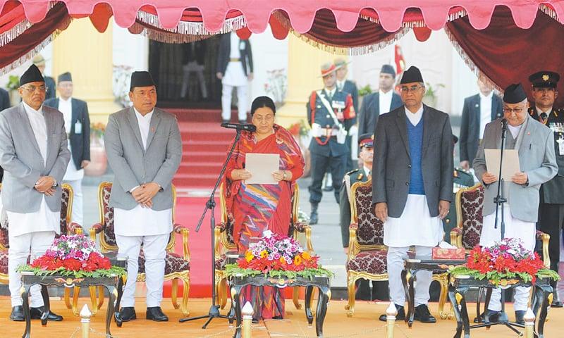 Nepal gets Communist PM after landmark polls