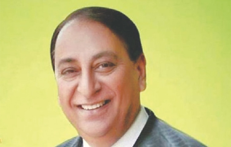 MINISTER of State for Finance Rana Muhammad Afzal says government is aggressively contesting the move to place Pakistan on the global terrorist-financing list.