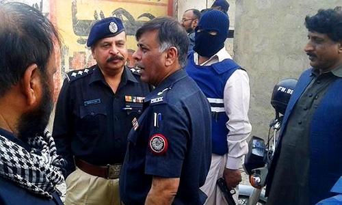 Dawn Investigations: Rao Anwar and the killing fields of Karachi