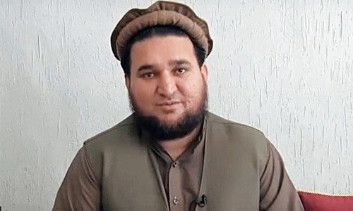 Ehsanullah Ehsan to be tried in military court, Senate told