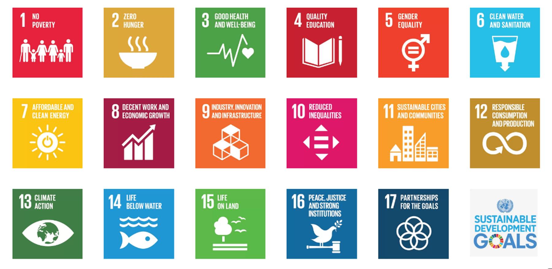Sustained Development Goals یا پائیدار ترقی کے اہداف