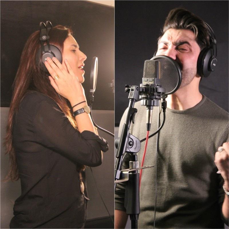 زوئی وکاس جی اور امانت علی بھی گانے کی ٹیم کا حصہ ہوں گے