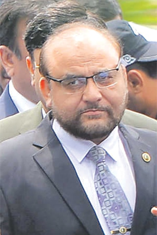 Wajid Zia is an uncle of a witness who owns the firm that conducted forensic analysis of data related to the probe.
