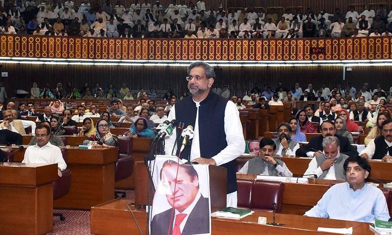 PML-N plans to discuss judges' behaviour in parliament