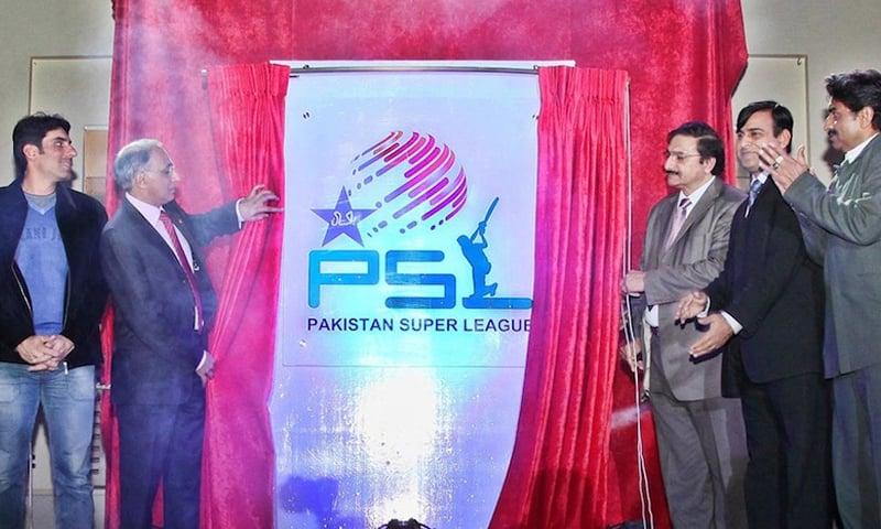 2015ء میں پاکستان کرکٹ بورڈ نے اعلان کیا کہ وہ اگلے سال پی ایس ایل کا پہلا سیزن متحدہ عرب امارات میں کروائے گا—تصویر بشکریہ پی سی بی