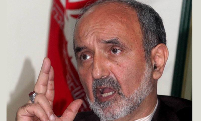 Iran envoy to Pakistan regrets delay in opening of bilateral banking ties