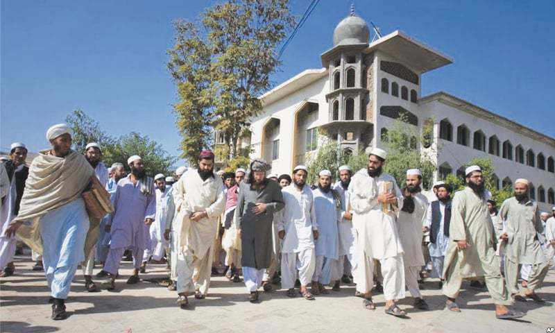 KP govt to approve Rs277m grant for Darul Uloom Haqqania