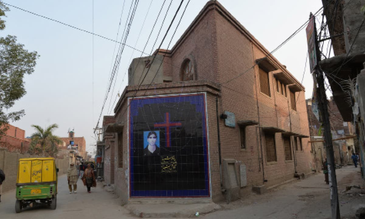 A community hall in Youhanabad, Lahore | M Arif, White Star