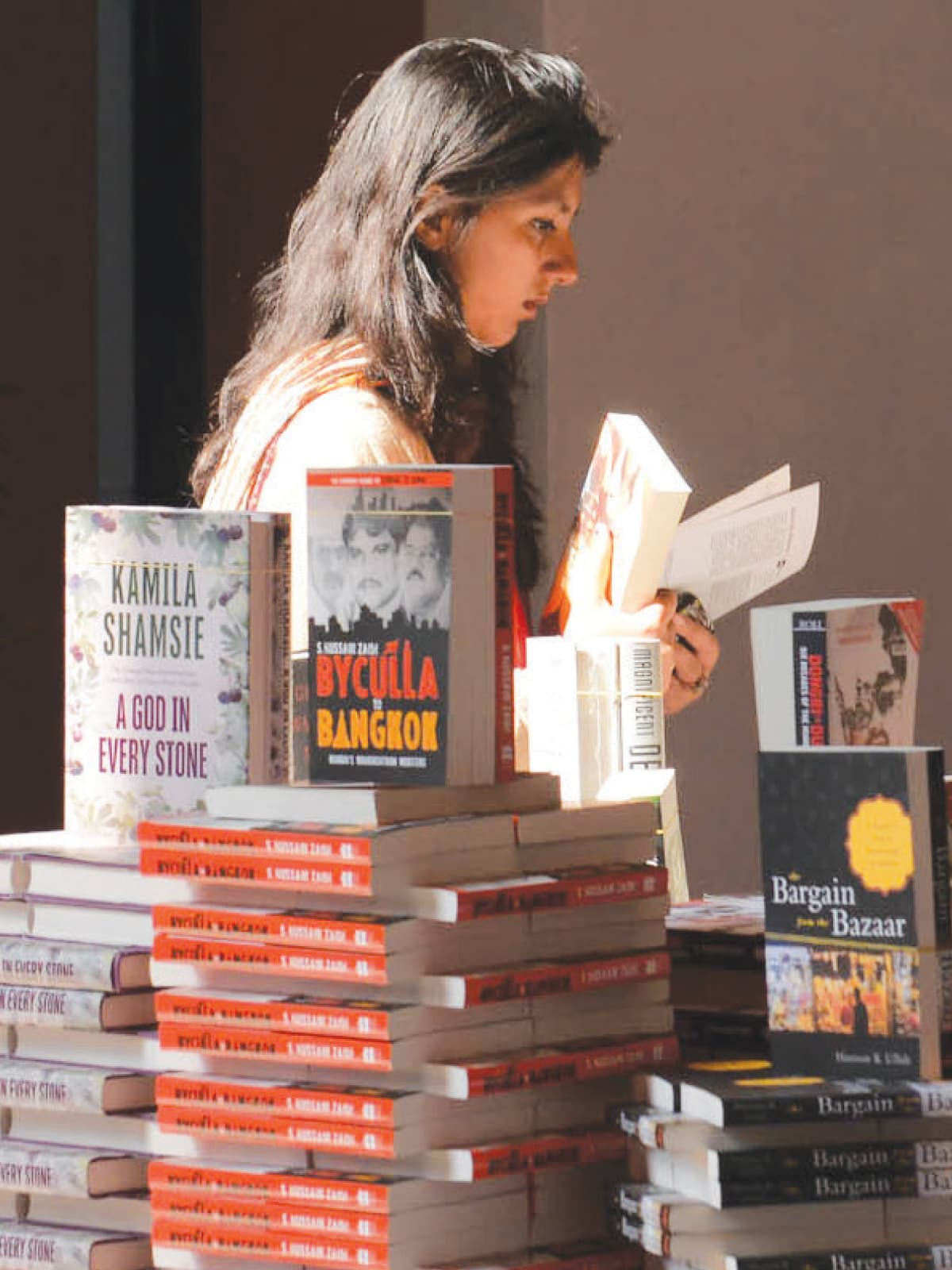 Lahore Literary Festival 2014 | M Arif, White Star