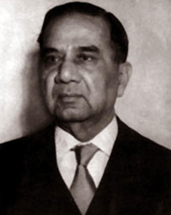 حسین شہید سہروردی