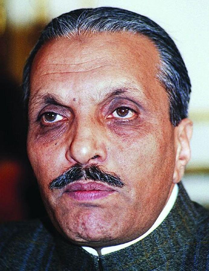 جنرل محمد ضیاء الحق