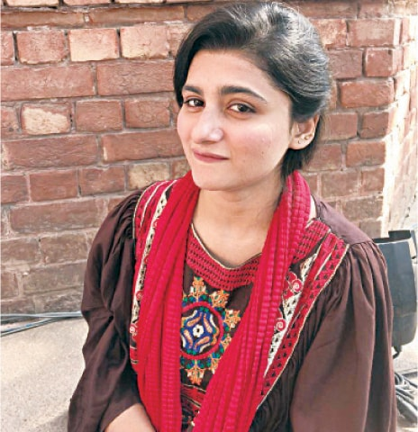 g    Literature shapes free thinking societies and this is what the LLF is aiming at: Rameen Saboor (Sargodha University student)