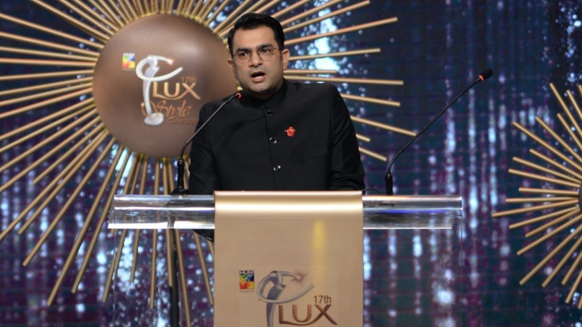 Sarmad Khoosat at the LSA 2018