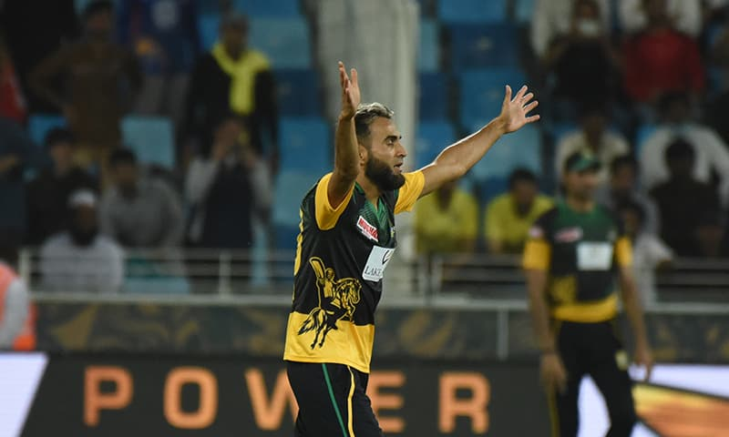 Imran Tahir explains his perpetually fired-up playing persona