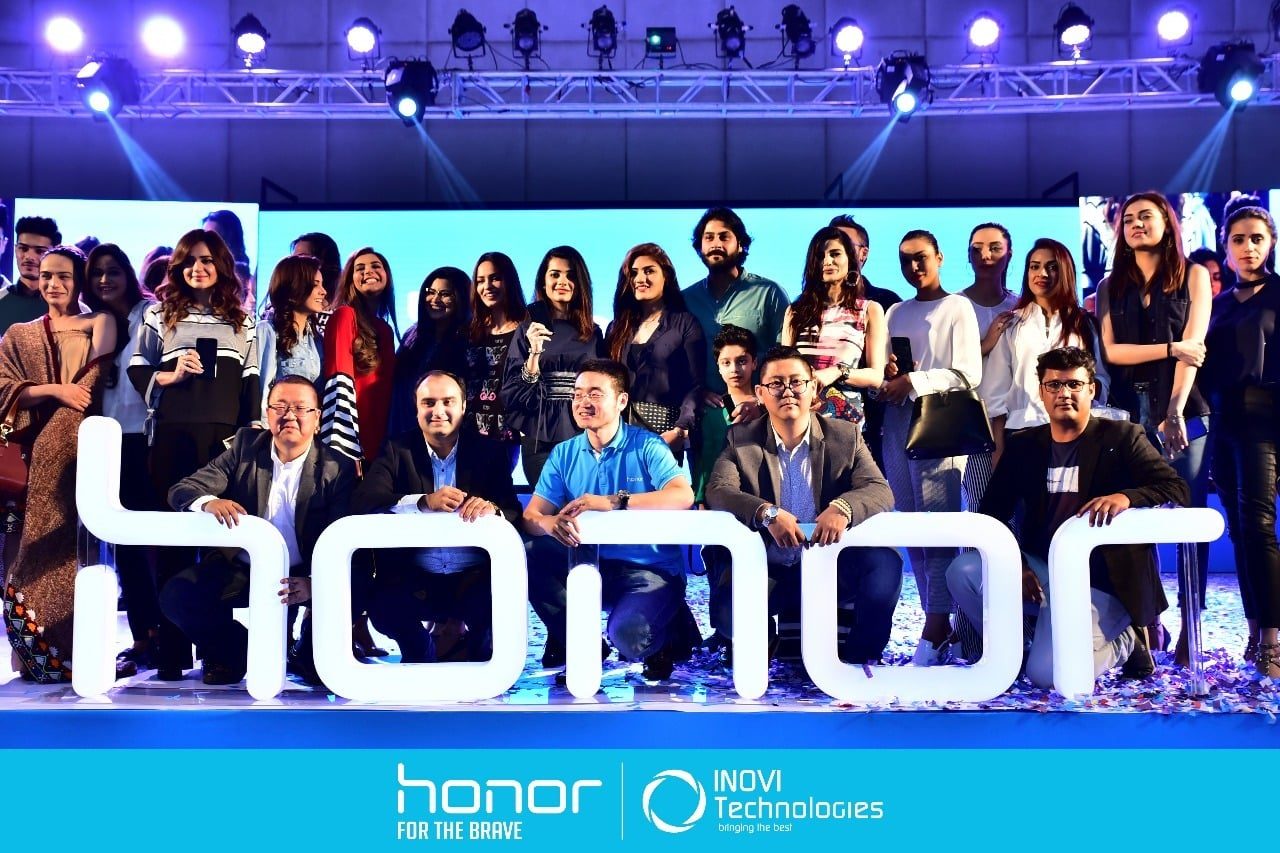 The officially launched product range in Pakistan includes both budget and flagship devices, including the Honor 9.
