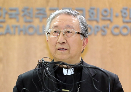 South Korea's Catholic church says 'devastated' by sex abuse scandal
