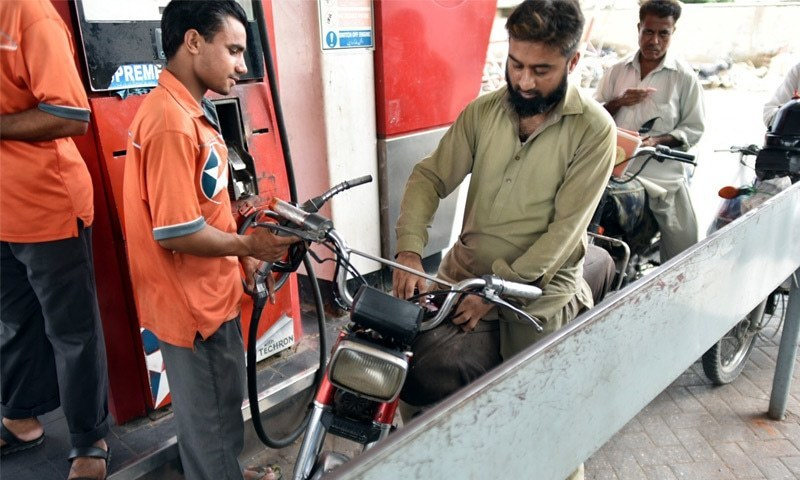 Petrol price hits three-year high mark after seeing increase of Rs3.56 per litre